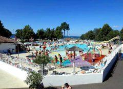 camping avec parc aquatique Parentis-en-Born