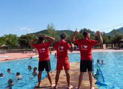 camping avec piscine Clermont l'Herault