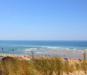 camping bord de mer Seignosse