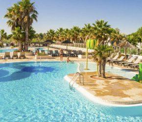 camping marisol piscine