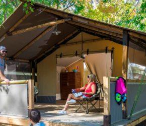 camping Landes Mimizan