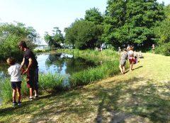 camping pêche Parentis-en-Born