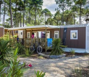 location camping Cap Ferret