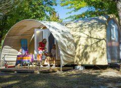 location vacances camping Mimizan Lac