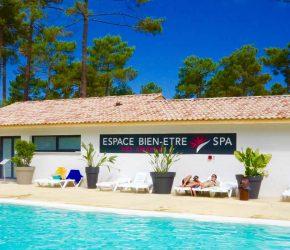 Camping avec spa Sud de la France