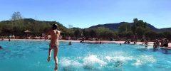 Vacances camping avec piscine dans le Sud de la France