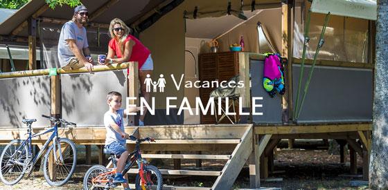 camping familial Sud de la France
