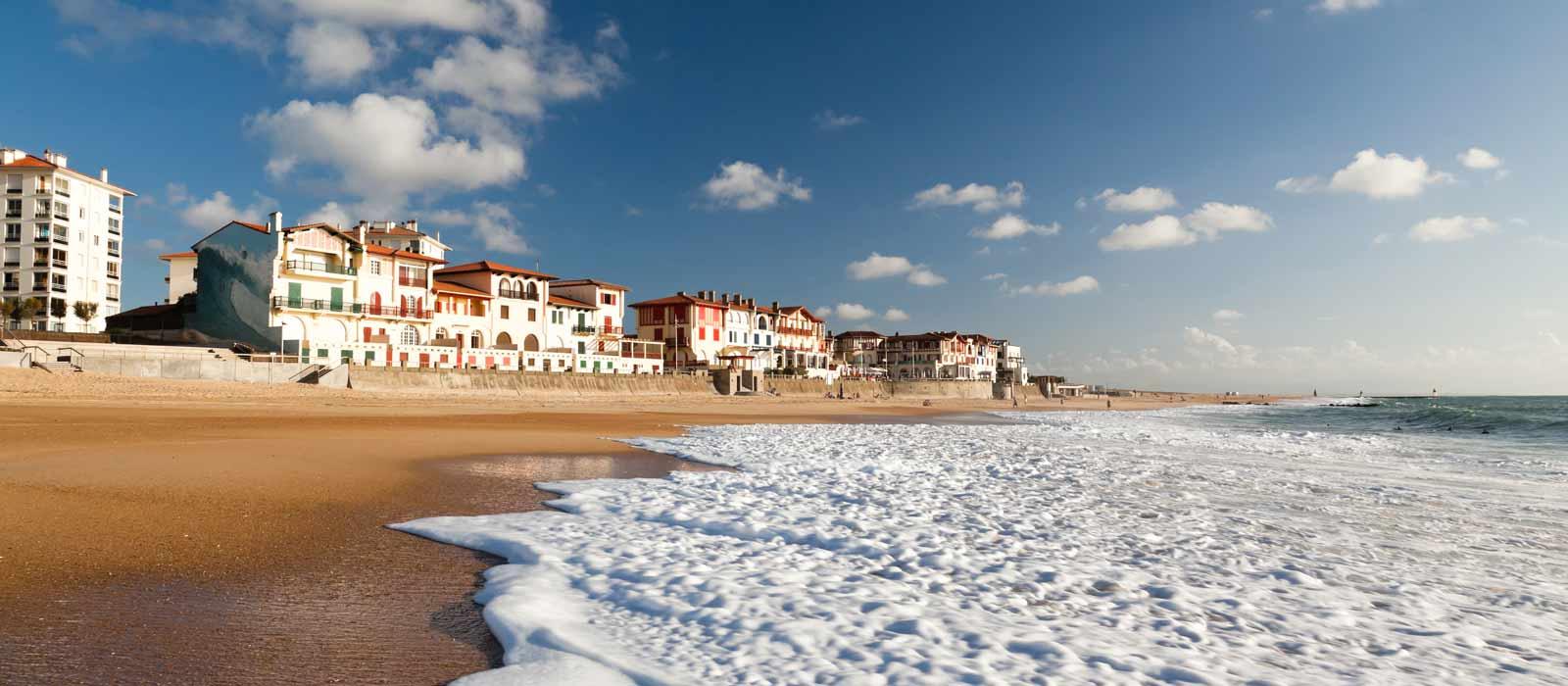 Camping en bord de mer dans le Sud de la France