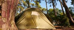 Emplacement camping Sud de la France