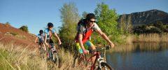 Vacances à vélo dans le sud de la France