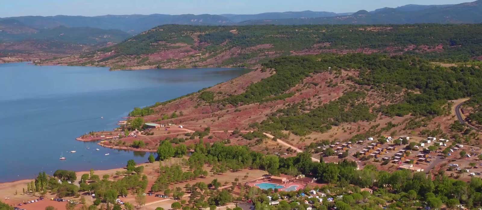 lacs du Languedoc Roussillon