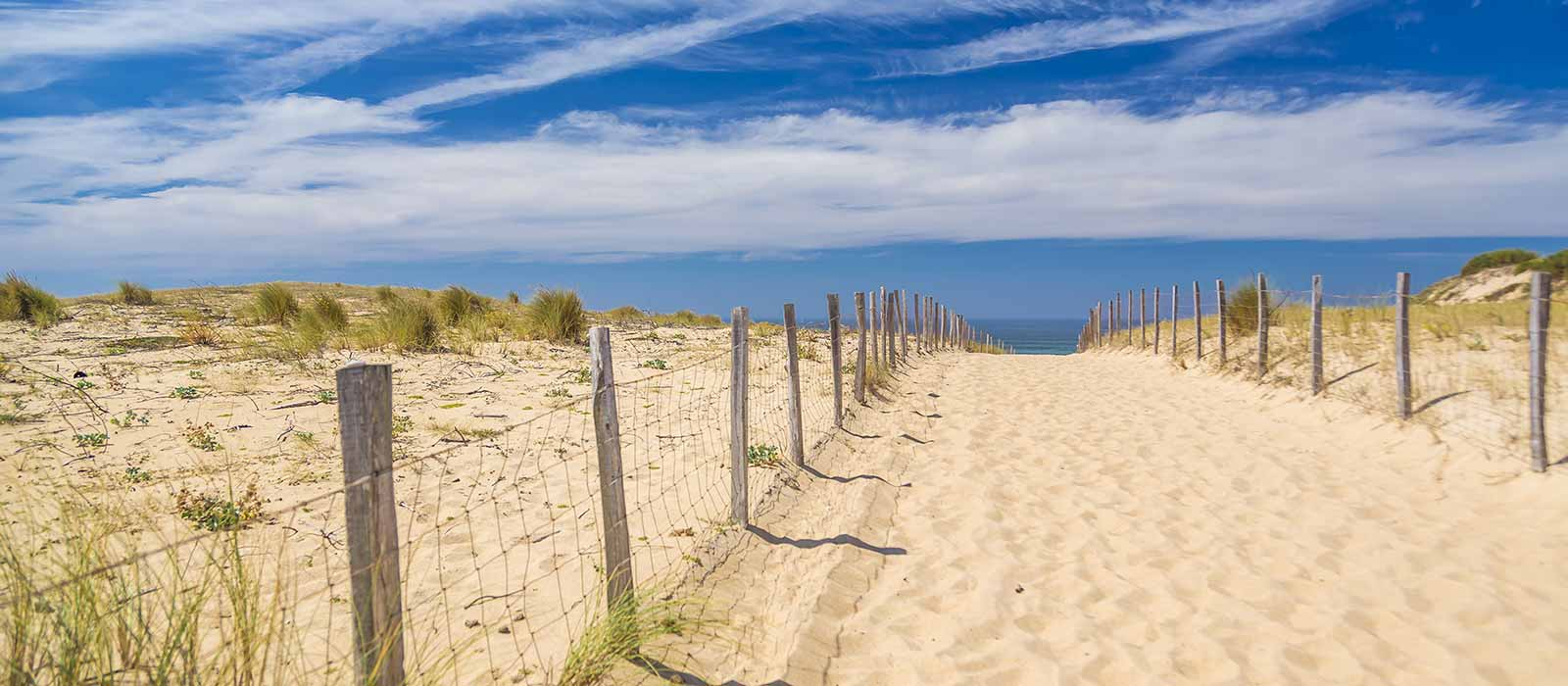 plages Gironde