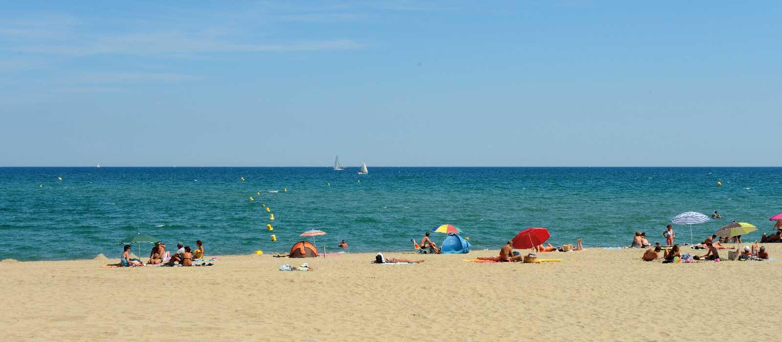plages Pyrénées Orientales