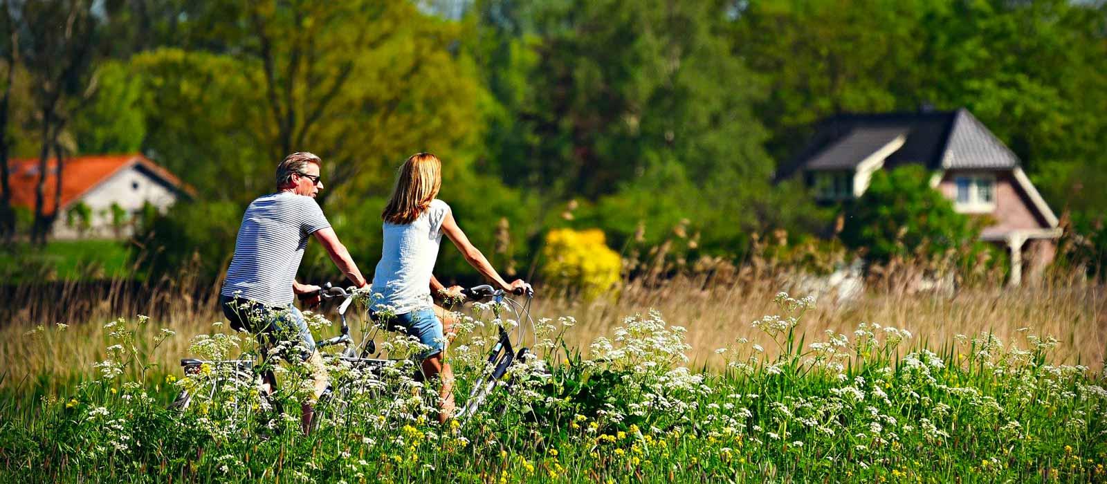 balade à vélo landes
